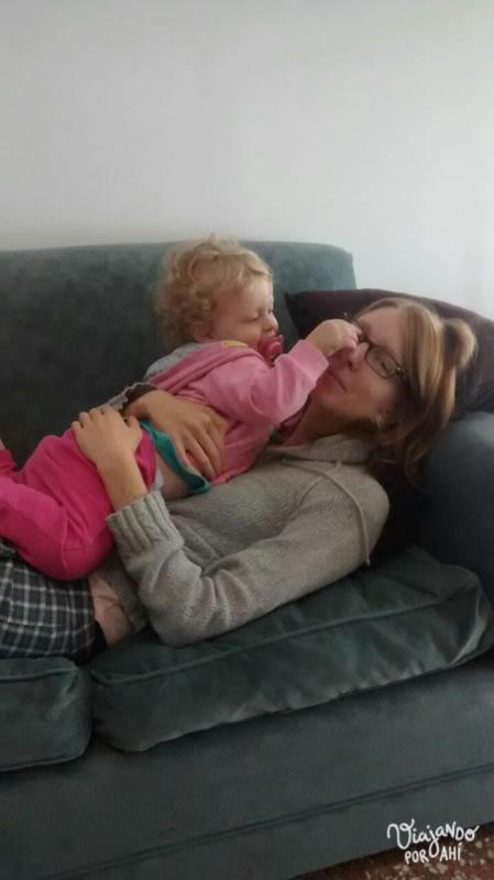 Uno de los amores de mi vida: la hija de mi mejor amiga.