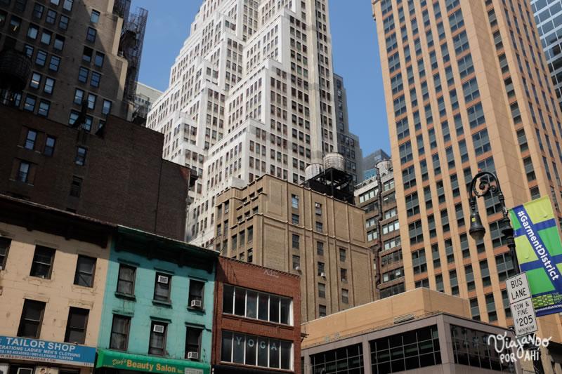 Primeras imágenes de NY.