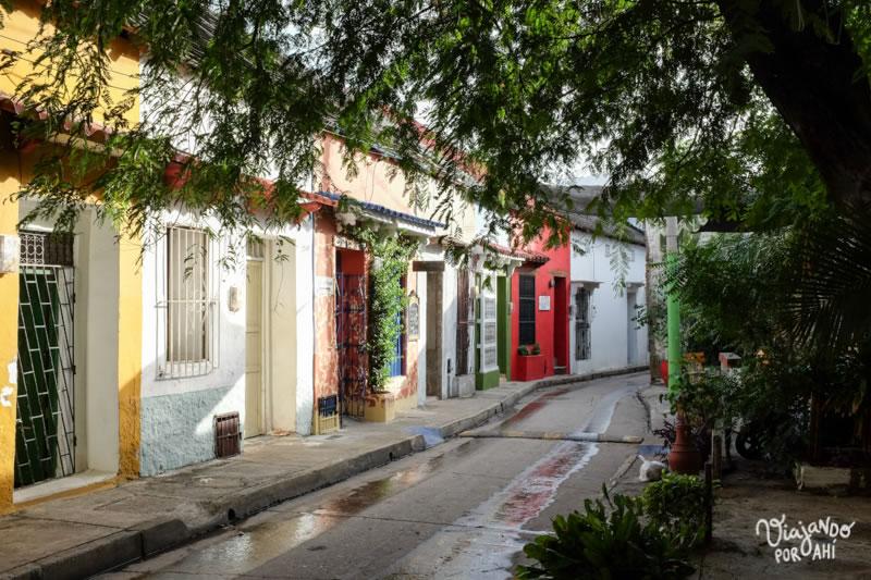 Qué lindo que está el barrio de Getsemaní, no dejen de ir si pasan por Cartagena
