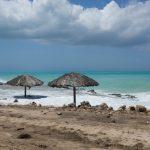 Catadora de mares en un crucero por el Caribe