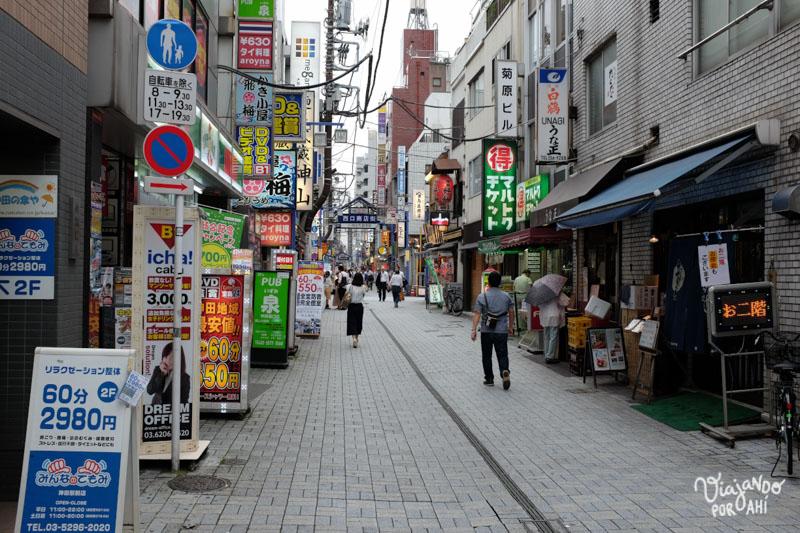 Primeras imágenes de Tokio