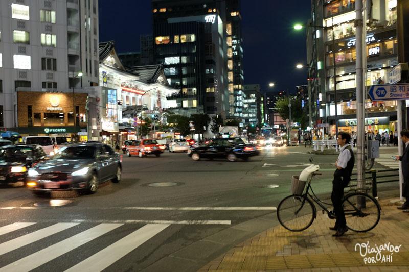 Caminando por Ginza