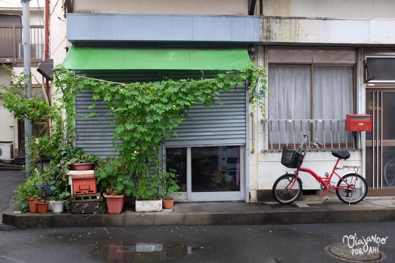 Sumida y sus bicis sin atar