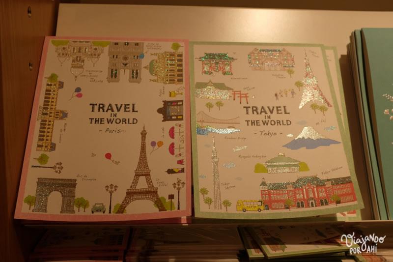 París y Tokio.