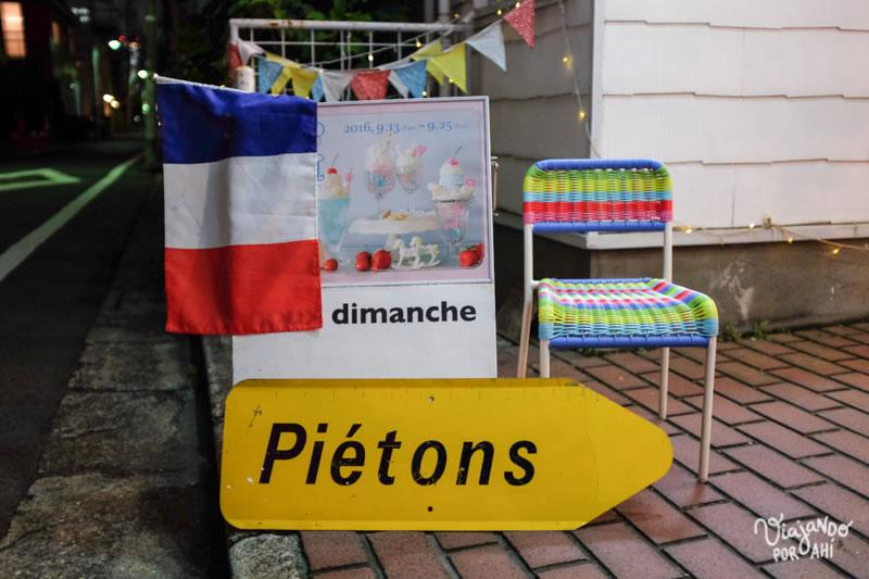 Tienda francesa