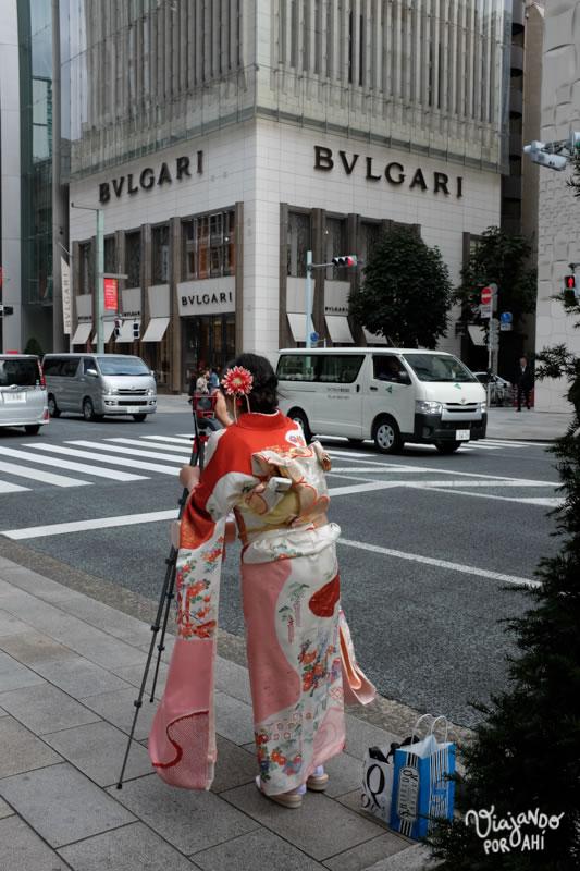 Tokio es una mezcla de mundos