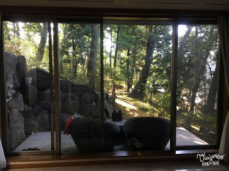 El ventanal de nuestra nueva casa