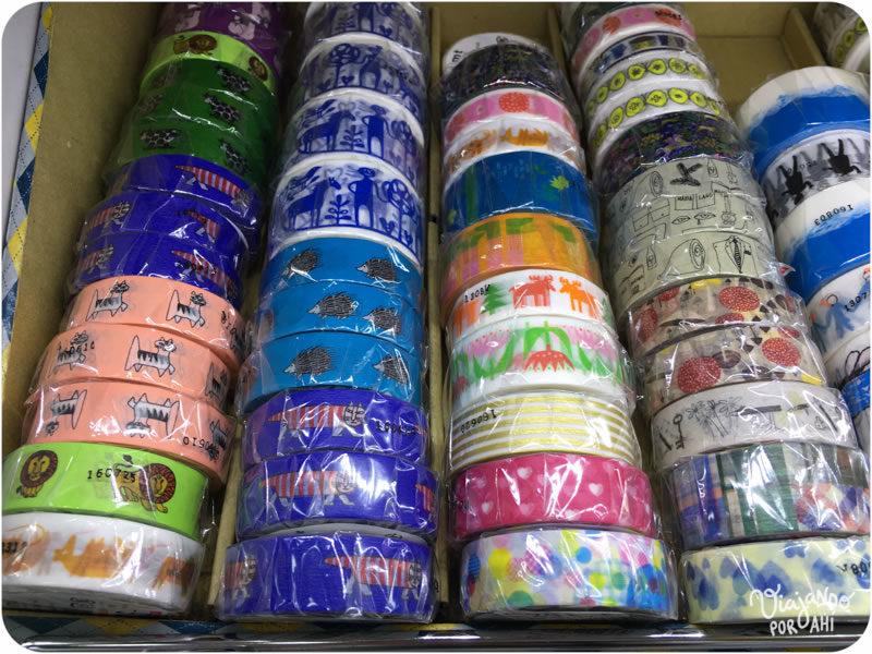 por si se estn preguntando qu demonios es la washi tape ac van algunas fotos es como una cinta scotch hecha de un tipo de papel que se llama uc washiud