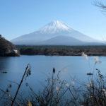 El Monte Fuji en mi ventana
