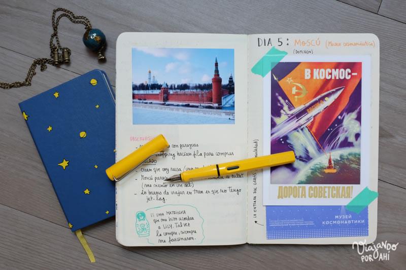 Cómo Hacer Un Diario De Viajes Ideas Y Herramientas Para Documentar Tus Viajes En Papel