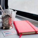 Diario de viaje offline: de París a Moscú en tren
